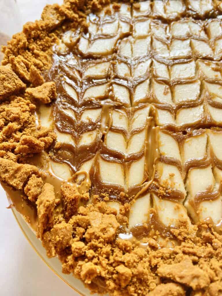 biscoff cheesecake vegan
